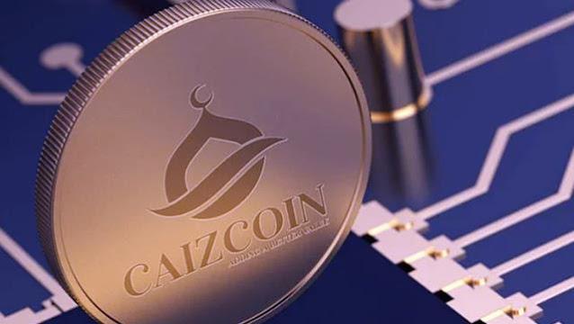 Bitcoin'e Rakip Caizcoin