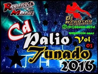 Cd Palio Tunado 2016 vol.03