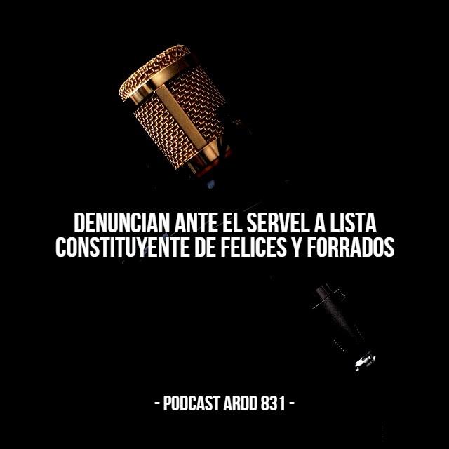 Podcast ARDD 831