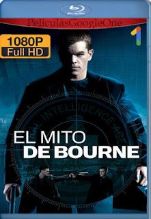 El Mito De Bourne (2004) [1080p BRrip] [Latino-Inglés] [GoogleDrive] RafagaHD