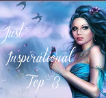 Top Three @ Just Inspirational Thank you!!!