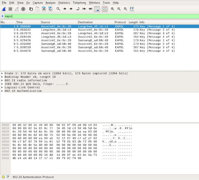 bettercap - Wireshark