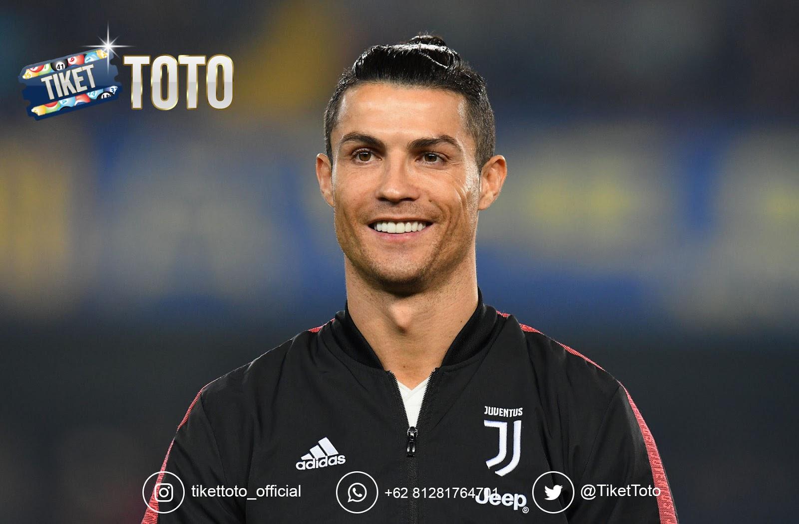 Akhirnya Cetak Gol Tendangan Bebas untuk Juventus, Ini Kata Cristiano Ronaldo