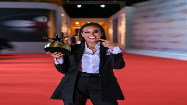 el gouna film festival hend sabri actrice