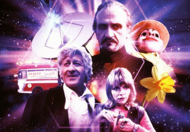 Doctor Who Review - Terror Of The Autons