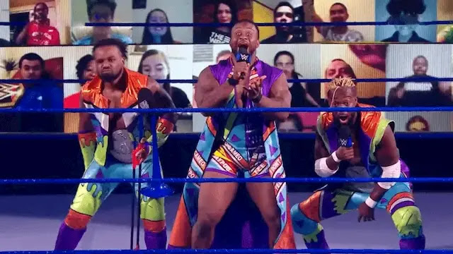 Top 5 biggest moments of New Day