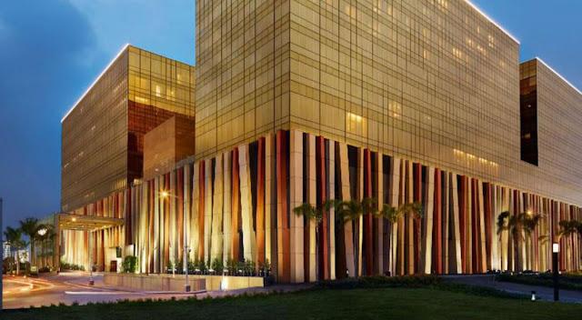 The Hyatt Regency Manila