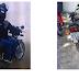 Com informações do NI, policiais militares  identificam moto e um dos autores de roubos na cidade de Cajazeiras