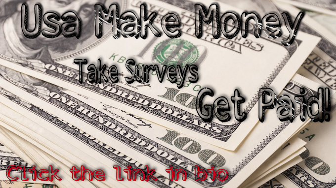 Take Surveys Get Paid. Only for USA Residents
