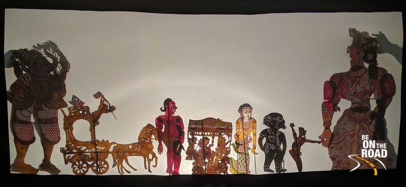 Shadow Puppetry of Odisha that orginated somewhere in the 5th Century BC