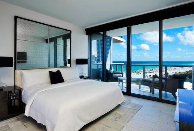 W South Beach is a cutting-edge oasis in the cosmopolitan heart of Miami South Beach, just steps away from the Atlantic Ocean.