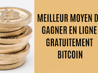 Meilleur moyen de gagner en ligne gratuitement bitcoin