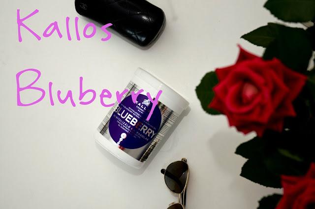 Maska Kallos bluberry ekstrakty jagody i awokado