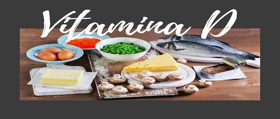 Alimentos con contenido de vitamina D