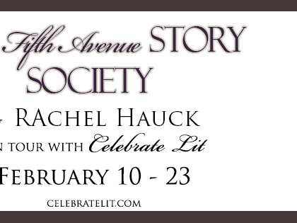The Fifth Avenue Story Society Blog Tour + Review