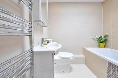 komponen utama renovasi kamar mandi