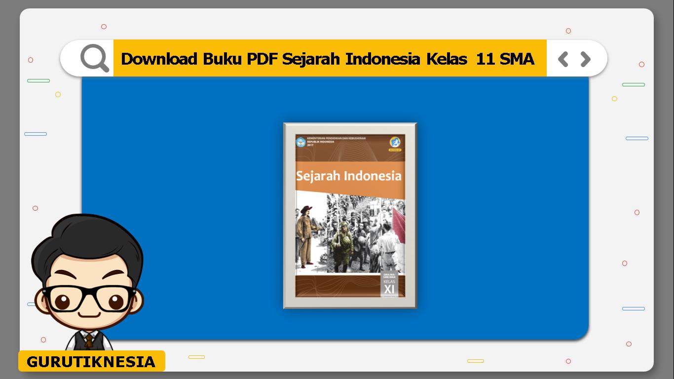download buku pdf sejarah indonesia kelas 11 sma/ma