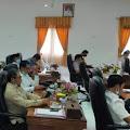 Polemik Surat Rapid Test, DPRD Natuna Gelar Rapat Kerja