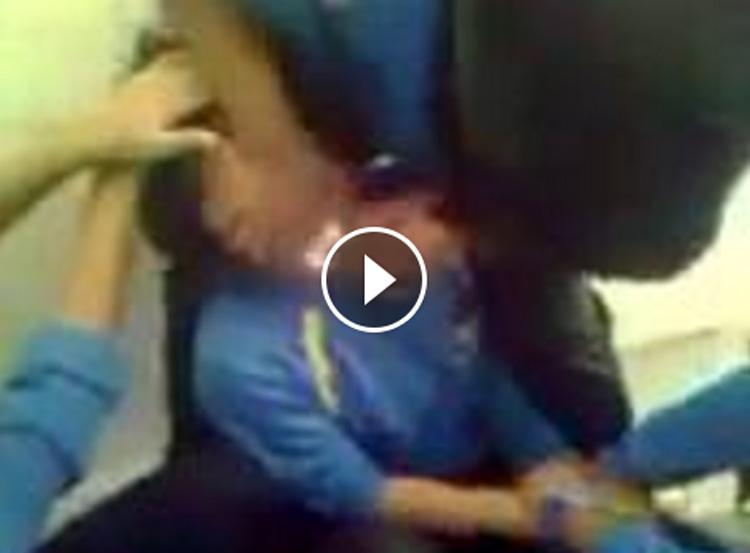 (Video) Tolong Viral Kan Video Nie...Memang Bangsat Si Pelaku Nya Ini...Tgk Video Nie Pon Hati Dah Panas...