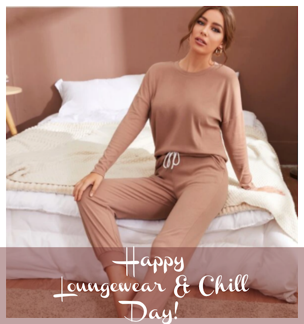 Chilly fall days call for casual, comfy and cozy loungewear.