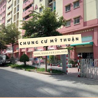 Cho thuê chung cư Mỹ Thuận 3 phòng ngủ đường An Dương Vương