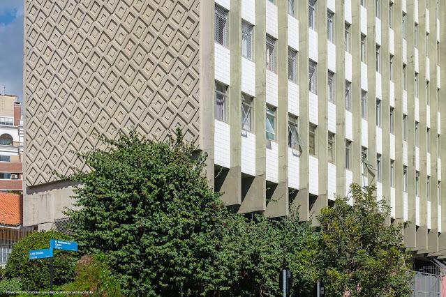 Edifício Saldanha da Gama - detalhe