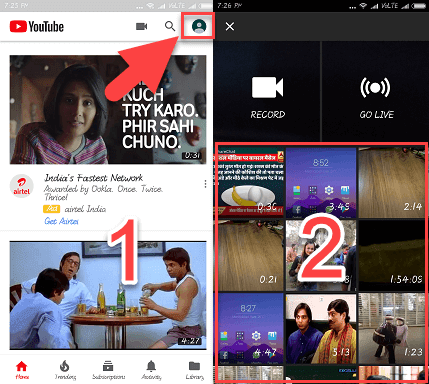 how-to-video-on-youtube-using-mobile