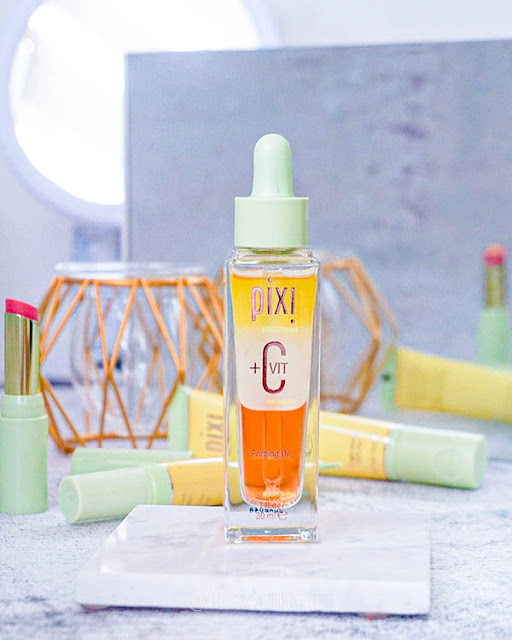 Pixi Beauty +C Vit Priming Oil Review