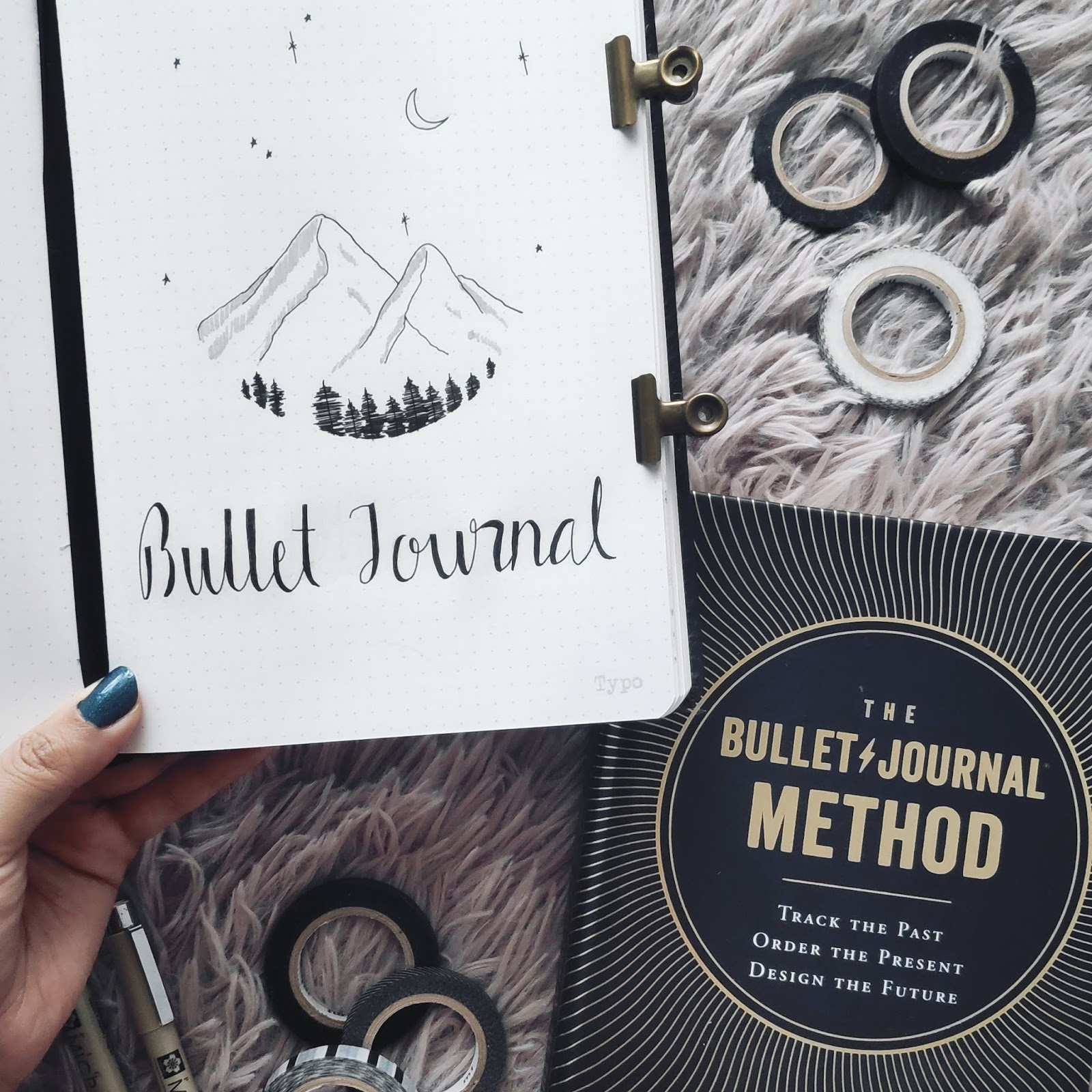 Introducing The Little BuJo Steps