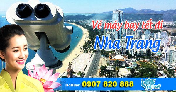 Vé máy bay tết 2017 đi Nha Trang