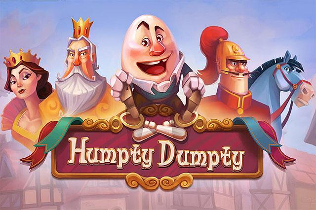 ULASAN SLOT PUSH GAMING HUMPTY DUMPTY