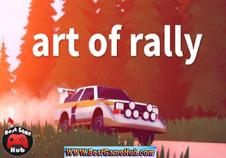 Art of Rally Polacolour Full Version PC Game Free Download