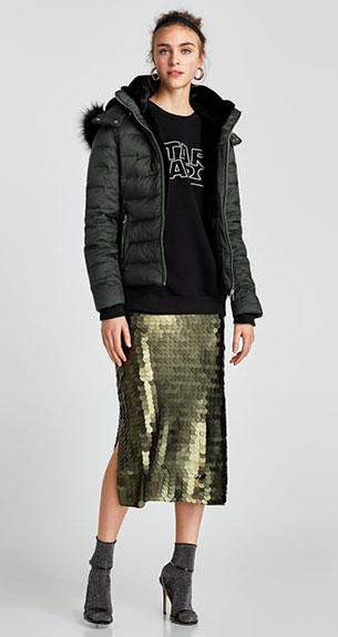 Camisetas y sudaderas Star Wars de Zara