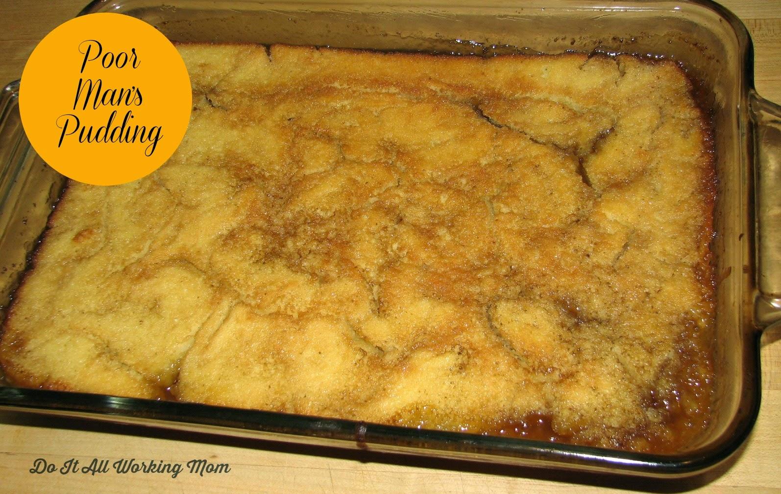 Cake Mix With Poudding Mix