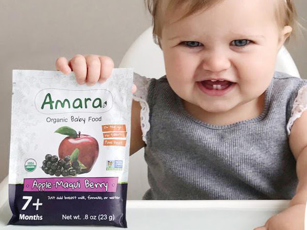 How Do You Use a Baby Food Pouch?