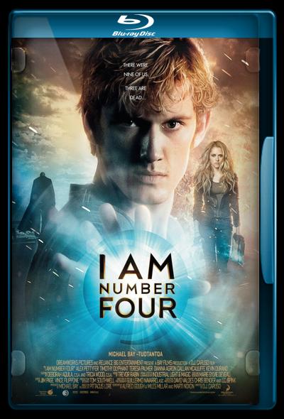 I Am Number Four (2011) Dual Audio [Hindi – Eng] 1080p | 720p BluRay ESub x265 HEVC 1.4Gb | 620Mb