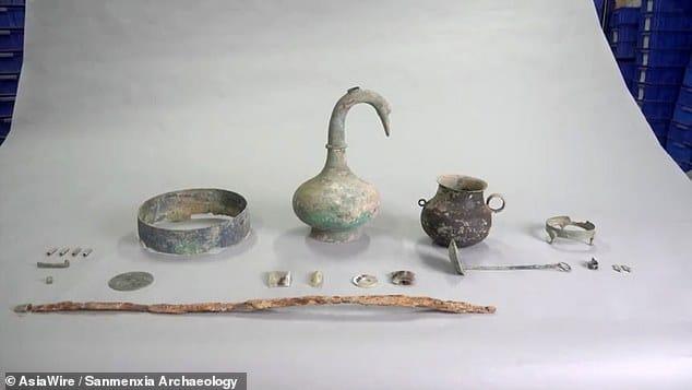 Arqueologia no Mundo