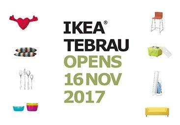 Ikea Tebrau, Johor Kini Dibuka