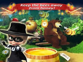 Download game Masha and the Bear Kids 1.08.1603091003 APK Terbaru