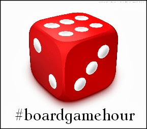 Follow Board Game Hour on Twitter