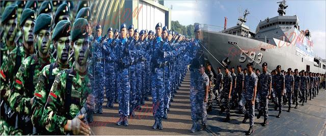 Syarat Tinggi Badan Minimal TNI