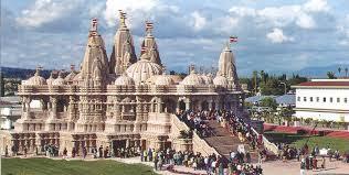 Swaminarayan Akshardham Temple, Gandhinagar