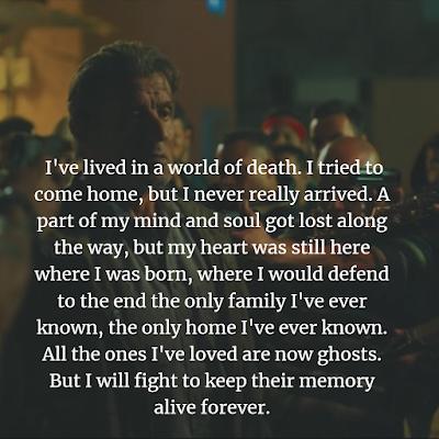 best Rambo 5 quotes