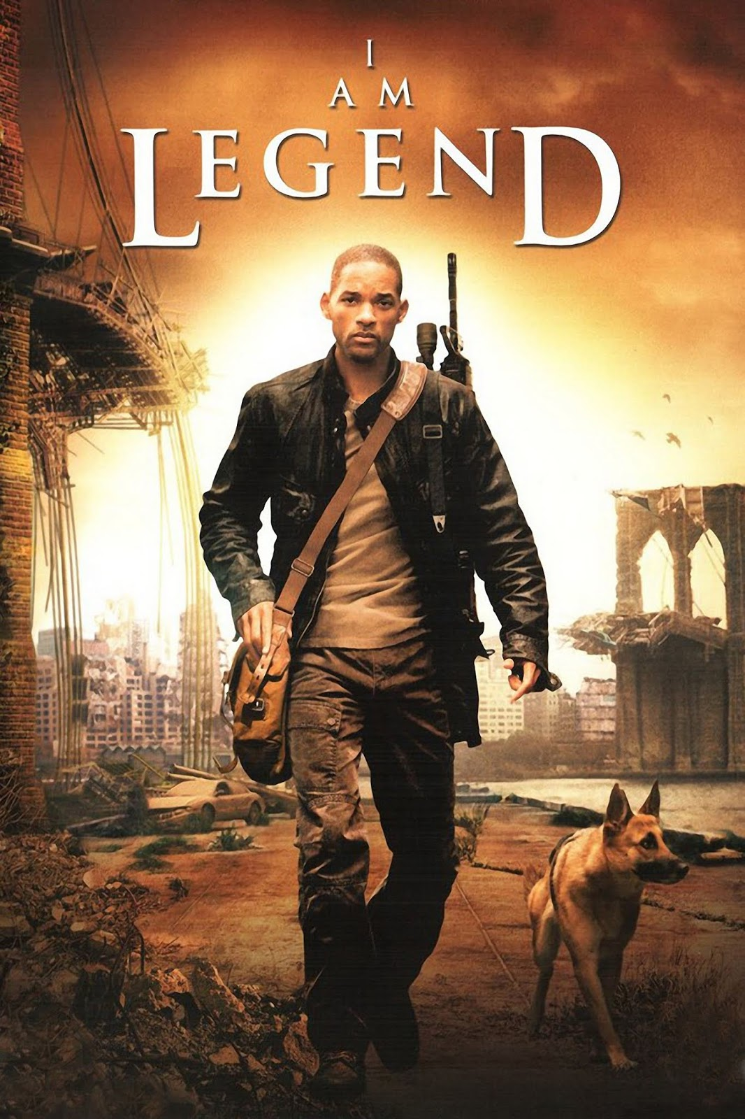 I AM LEGEND (2007) TAMIL DUBBED HD