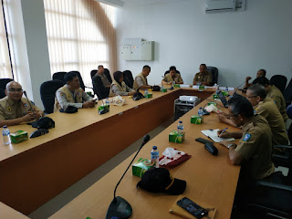 Unit Pemberantasan Pungli (UPT) Kepri Adakan Monitoring Pelayanan Publik Di Tanjungpinang