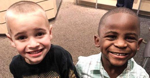 Viral: Sorprende niño con petición de corte de pelo