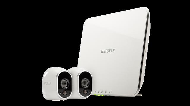 【好物介紹】NETGEAR Arlo 無線網絡攝錄機套裝