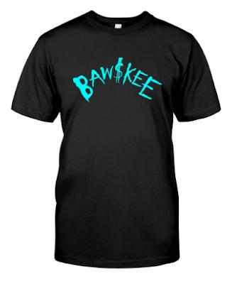 bawskee merch HOODIE T SHIRT SWEATSHIRT UK AMAZON USA T SHIRTS. GET IT HERE