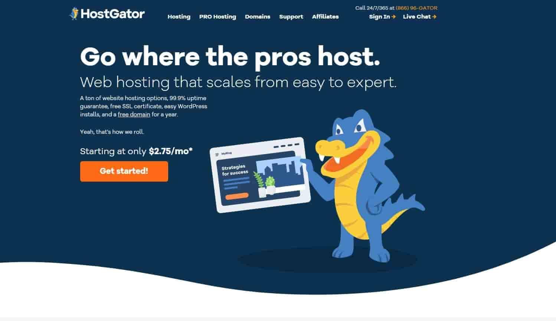 Best Hosting offers Hostgator India 50% Discount 2020