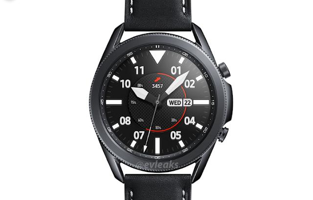 صور جديدة لـ Galaxy Watch 3 ربما تشير إلى تاريخ الإطلاق